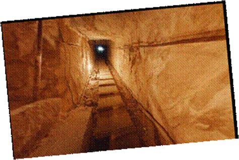 interno della piramide di cheope la piramide di cheope