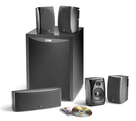 review polk audio rm6750 5 1 channel home theater