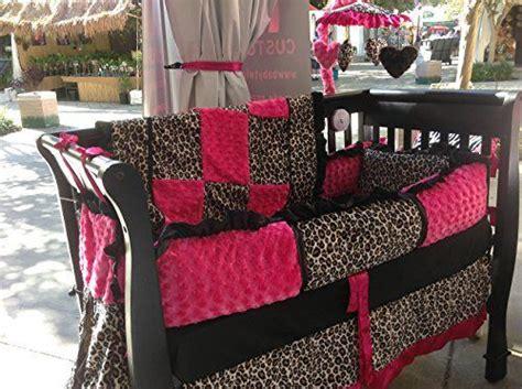 Giraffe Print Crib Bedding Sets Pink Leopard Nursery Bedding Set Pink And Animal Print Crib Bedding Baby Pinterest