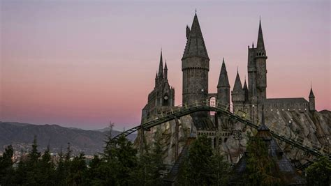 harry potter magic  universal studios hollywood
