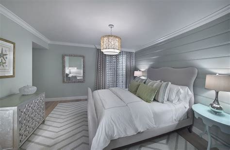 bedrooms gray tongue and groove walls gray drapes framing bed charcoal gray tufted linen bed 174 best images about wall paneling feature mouldings