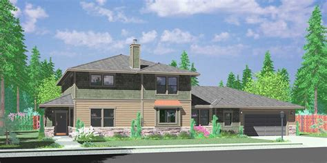 ranch style house plans with inlaw suite