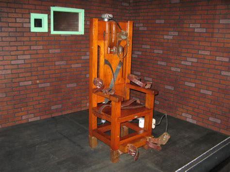 esecuzioni sedia elettrica il boicottaggio europeo ferma la pena di morte in ohio