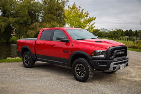 Ram 1500 Rebel by Review 2015 Ram 1500 Rebel Canadian Auto Review