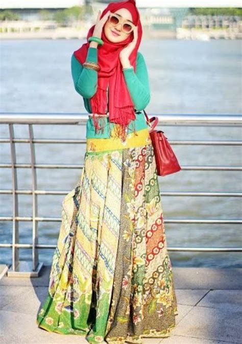 Celana Batik 24g By Ada Batik inspirasi terbaru model baju batik muslim modern 2017