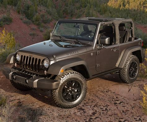 Wrangler Jeeps 2017 Jeep Wrangler Release Date Redesign And Interior