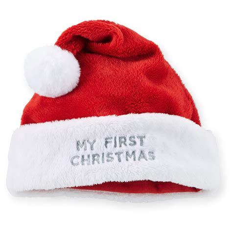 velboa first christmas santa hat carters com