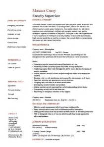 Image result for cctv resume example