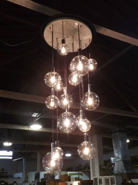 Modern Chandeliers For High Ceilings 1000 Images About High Ceiling Lights On High