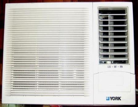 Ac York york window air conditioner l l engineering services