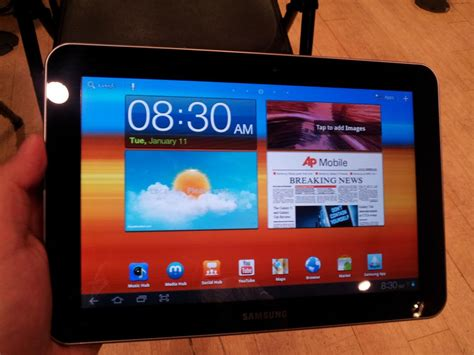 samsung galaxy tab 8 9 review android central