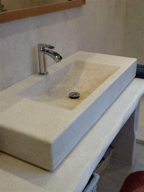 lavabo marmo bagno foto lavabo marmo di orosei di pilgran 233684 habitissimo