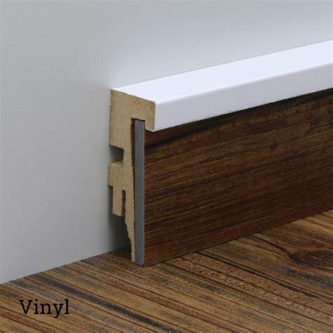 vinyl wandpaneele universal sockelleiste nt7 f 252 r teppich vinyl in hellgrau