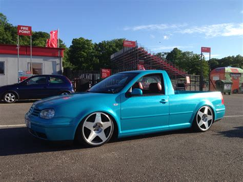 vw ute mkiv golf ute pickup conversion build threads