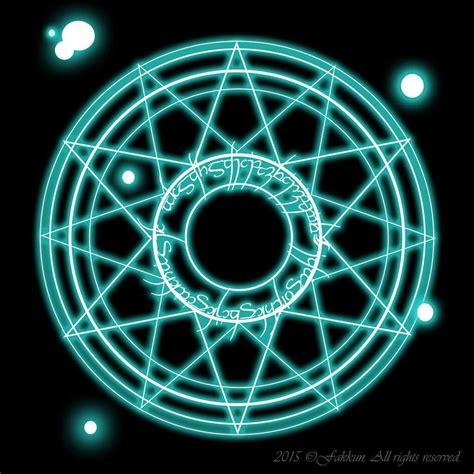 Genesis 2 0 Magic Circles transmuta 231 227 o ou selos magicos otanix amino