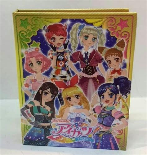 Album Kecil Aikatsu Toko Ifrit jual binder album kartu aikatsu jepang ichigo dolly ukr kecil anime gift shop