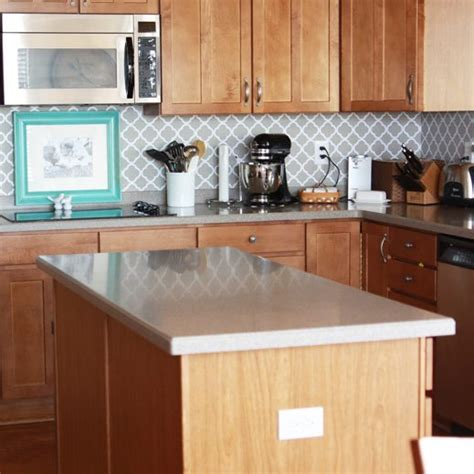 vinyl kitchen backsplash vinyl backsplash deal calling all renters all things thrifty