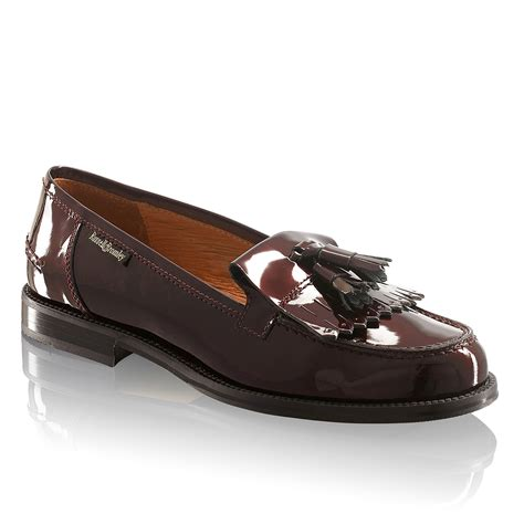 and bromley patent loafers chester tassel loafer in patent bromley