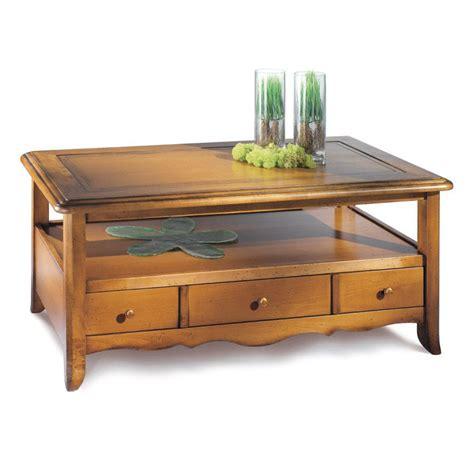 Table Basse Avec Tiroirs by Table De Salon Avec Tiroir Table Basse Ovale Maisonjoffrois