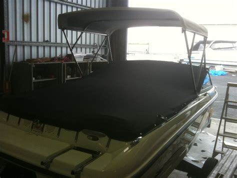 Boat Upholstery Brisbane by All Boat Covers East Coast Stainless Aluminium