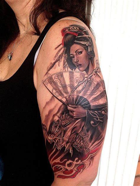 geisha tattoo for men 50 beautiful geisha tattoos geisha