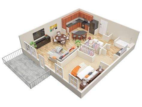 1 bedroom lofts in atlanta floor plans for two bedroom apartments