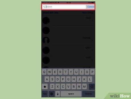 Lookup Text Message C 243 Mo Buscar Mensajes En Whatsapp 11 Pasos Con Fotos