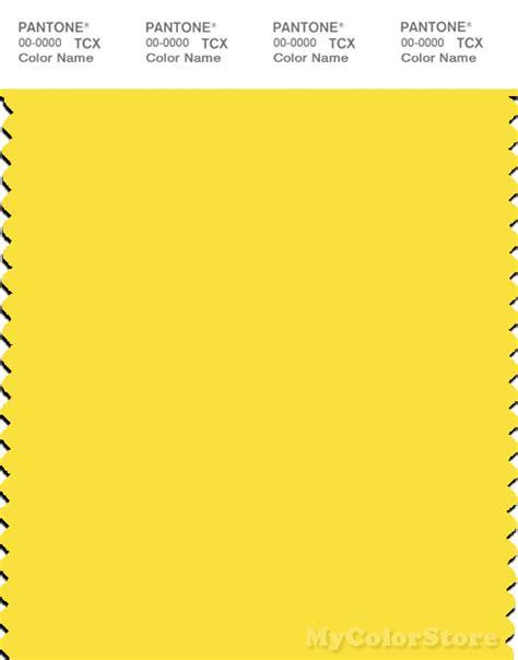 buttercup color pantone smart 12 0752 tcx color swatch card pantone