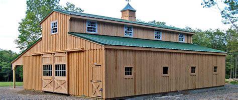 prefab metal barns barns prefabricated barns horizon structures