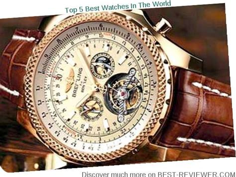 mens watches best expensive brands world s best watches