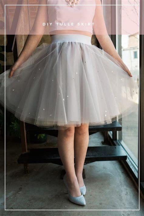 Tulle Skirt 25 best ideas about tulle skirt tutorial on