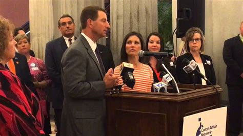 dabo swinney house clemson football coach dabo swinney talks at sc state house about cancer charity youtube