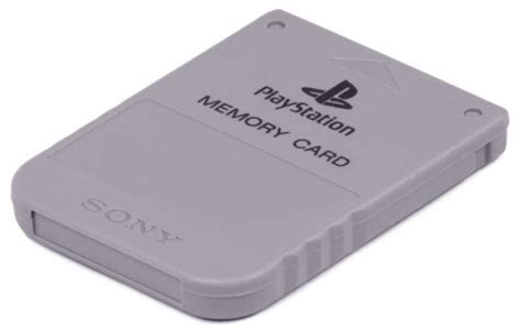 Memory Ps1 memory card for psx 1