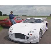 IMCDborg 1998 TVR Speed 12 In The Most Outrageous