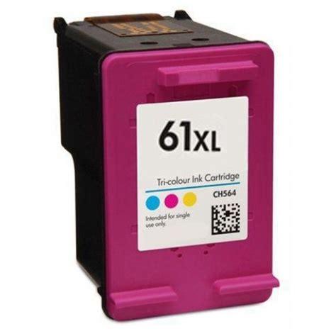 hp 61 color ink hp 61xl color