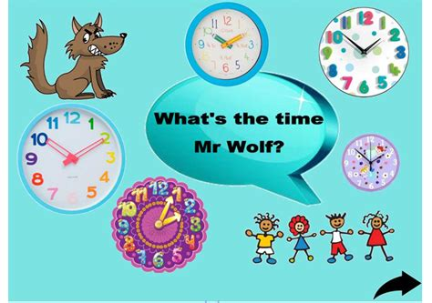 whats the time mr subjects general capabilities numeracy capability what s the time mr wolf telling time