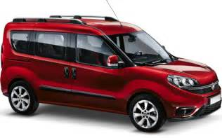 Doblo Fiat Small Car For The Small Bike Racer