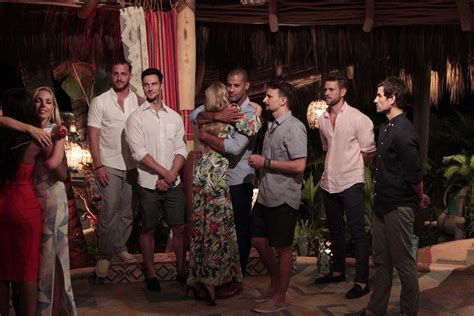 leah and vinnie episode 2998 spoiler alert these bachelor in paradise 4 guys were