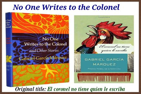 no one writes to 10 best gabriel garcia marquez books thequotes net