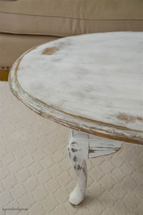 cream distressed coffee distressed coffee table coffee table large shabby chic