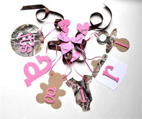 Pink Camo Baby Shower Decorations by Camouflage Baby Shower Decorations Best Baby Decoration