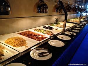 First Look Fushimi Sushi Seafood Buffet Onmilwaukee Buffets Milwaukee