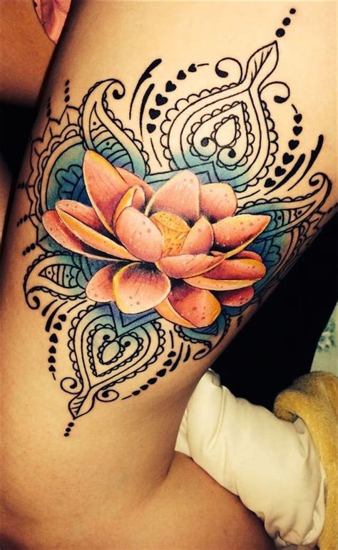 tattoo flower show lotus flower we have 55 lotus flower tattoos to show you
