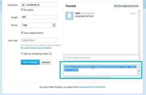 javascript widget pattern joomla 2 5 x 3 x 191 c 243 mo activar widget de twitter basado