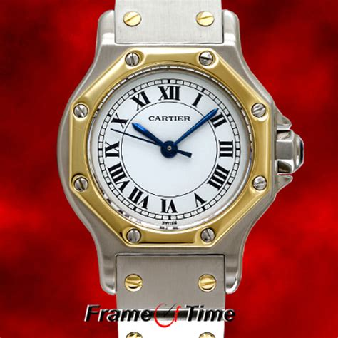 cartier watches vintage