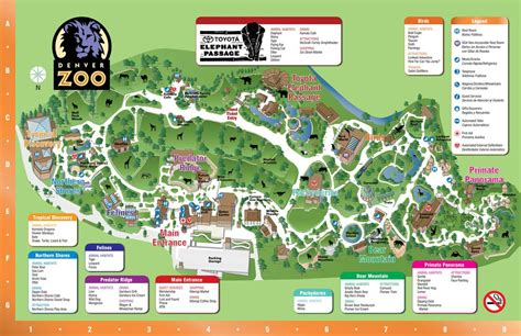 columbus zoo map zoo map brochure related keywords zoo map brochure keywords keywordsking