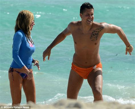 Bright Homes by Real Housewife Marysol Patton 47 Frolics On Miami Beach With Former Star Fredrik