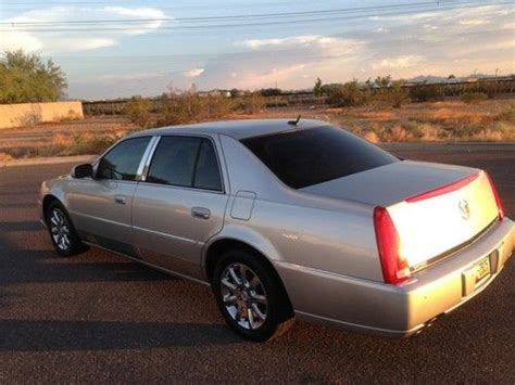 08 Cadillac Dts by Buy Used 08 Cadillac Dts Clean Luxury Package In