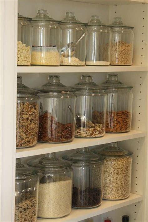 storage ideas  ways  store rice   grains