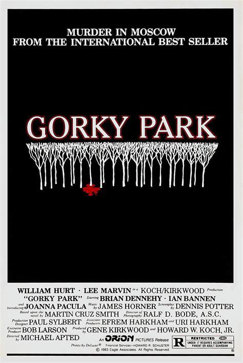 Gorky Park 1983 Film Gorky Park 1983 Movies Film Cine Com